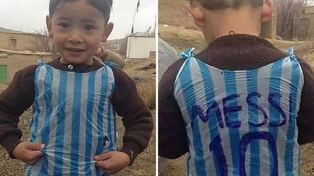 Drama malog Messijevog fana: Talibani ga traže, žele ga ubiti