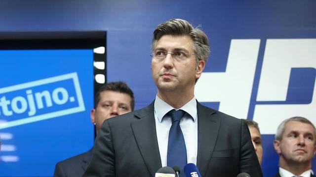 Plenković: Referendum u RS-u je opasan i destabilizirajući