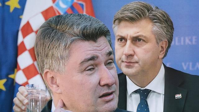 Zoran Milanović: Ovo je tvrda kohabitacija, nije za kilavce. Dosta je više bilo cmizdrenja
