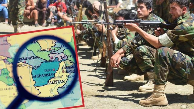 Talibani osvojili sve osim ove regije: 'E, ovdje nećete proći!'