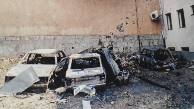 Bombardirali Gospić iz aviona: Policija osumnjičila dvoje ljudi