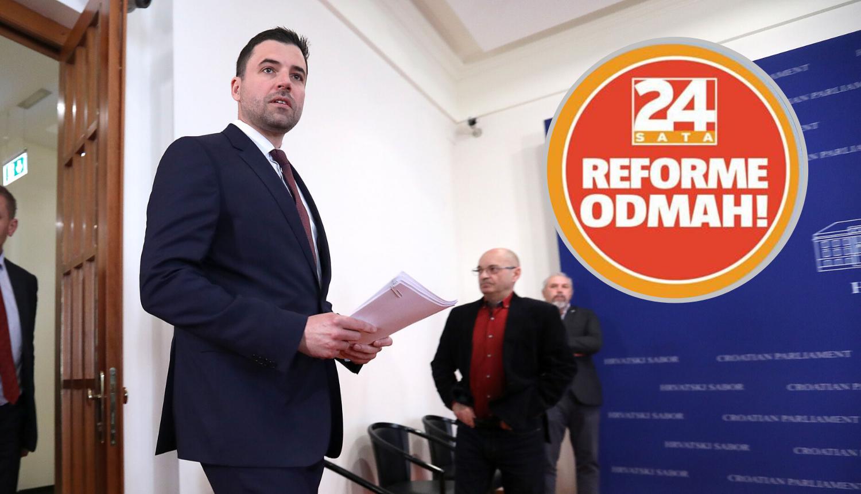 Najjače stranke više ni ne skrivaju da ne žele reforme