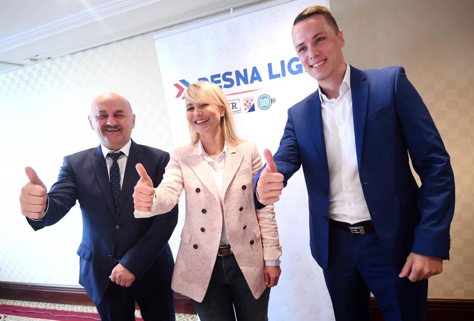 """Zagreb: Predstavljena politička platforma pod nazivom """"Desna liga"""""""