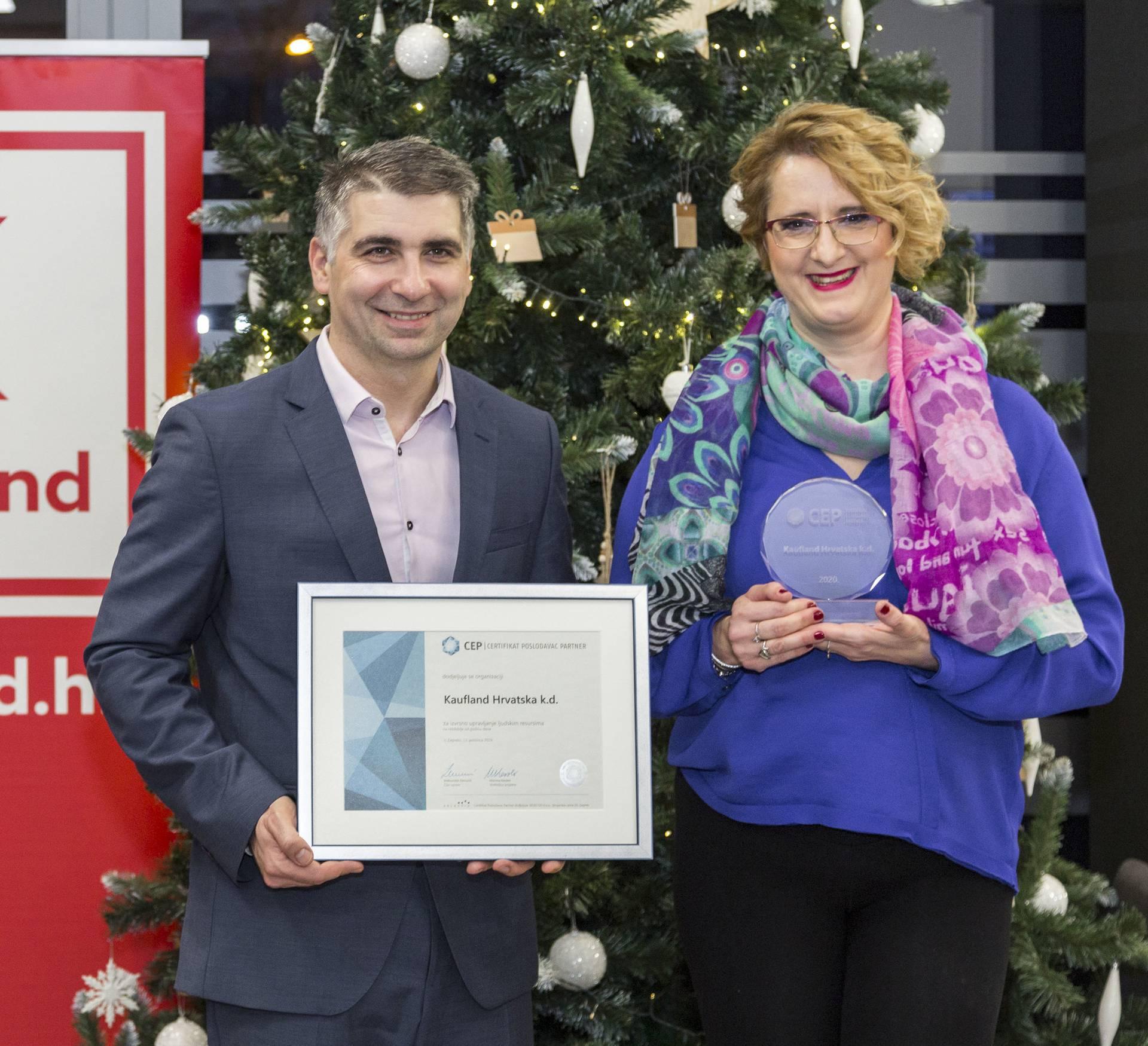 Kaufland: zadovoljstvo i razvoj zaposlenika na prvom mjestu