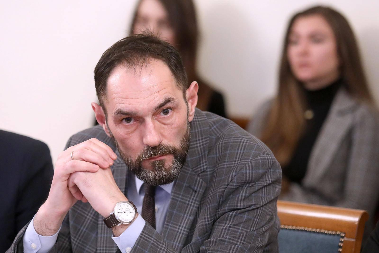 Zagreb: U Saboru rasprava o političkoj korupciji