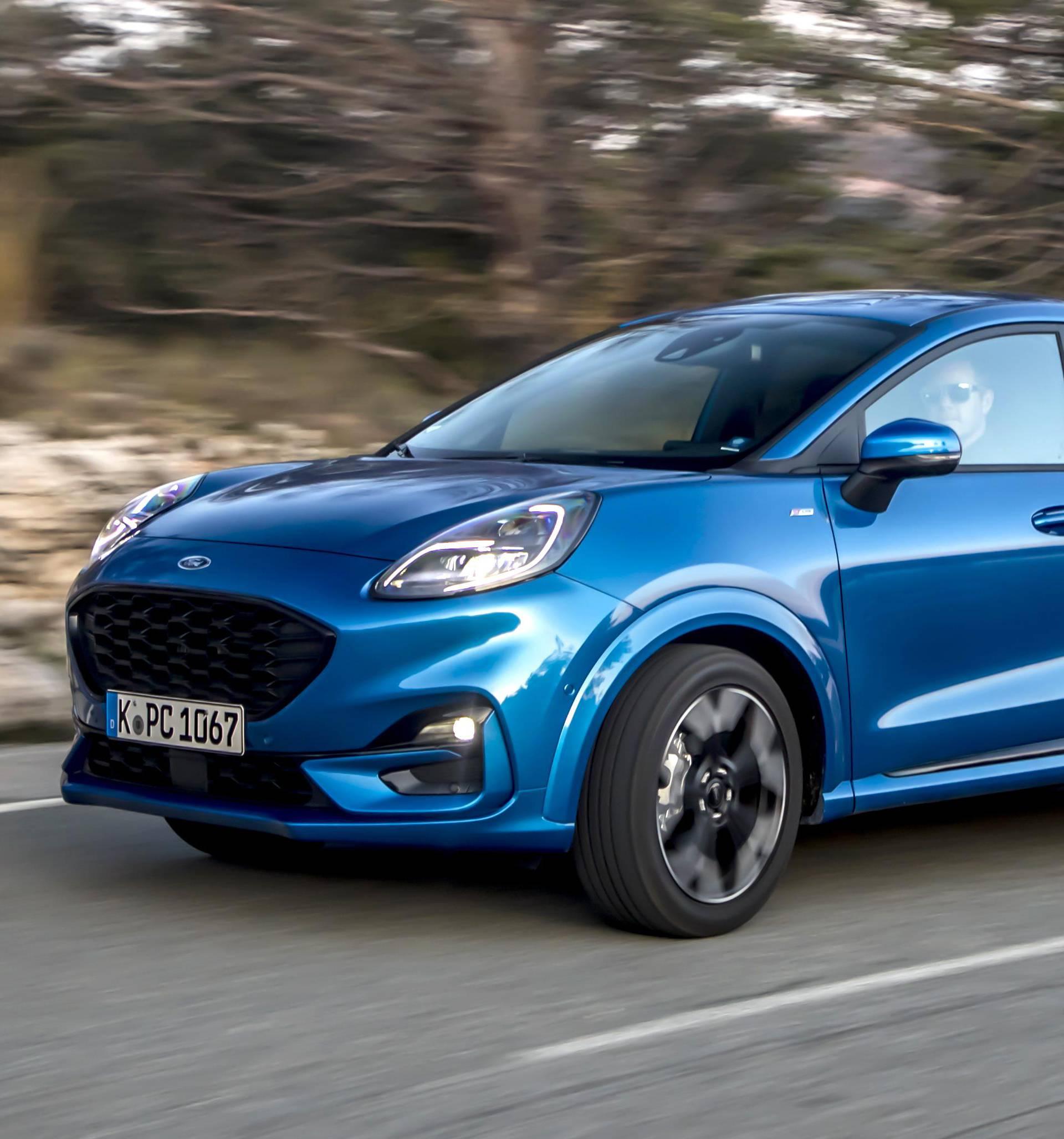 Nova Puma stigla u Hrvatsku, najvažniji je novi Ford stoljeća