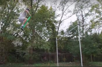 Rus oborio Guinnessov rekord: Skočio je 3,37 metara u zrak