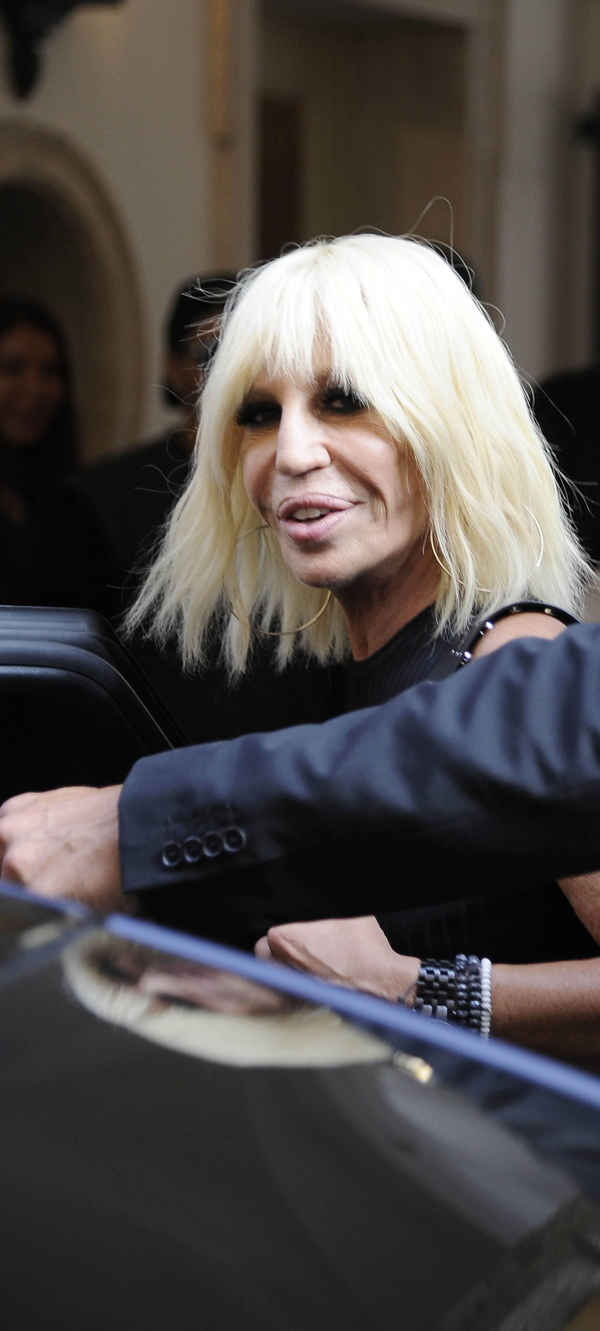 Milan Donatella Versace