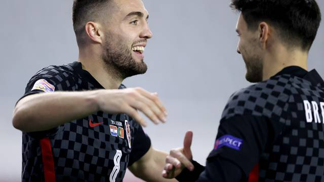 Split: Hrvatska protiv Portugala u utakmici UEFA Lige nacija