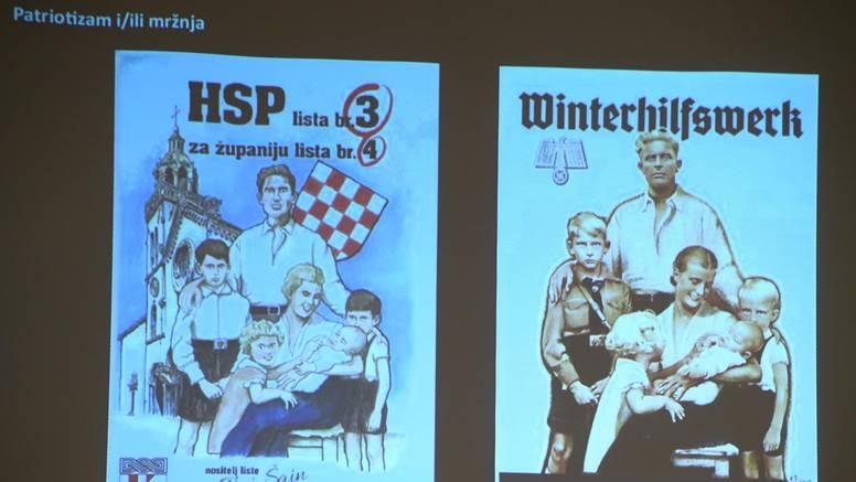 'Zabrinjavajuće su skupine koje se diče fašističkim simbolima'