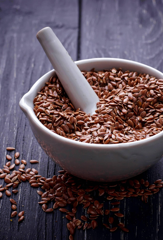 Sjemenke lana pomažu protiv upale sinusa i tegoba s kožom