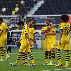 Borussia deklasirala Paderborn u gostima: Sancho dao hat trick