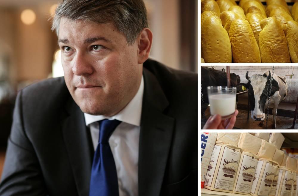 'Zbog porezne reforme mlijeko, kruh, ulje i šećer će poskupjeti'