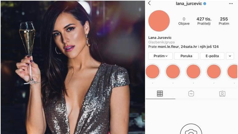 Fanovi u šoku: Lana najavila prekretnicu, obrisala Instagram