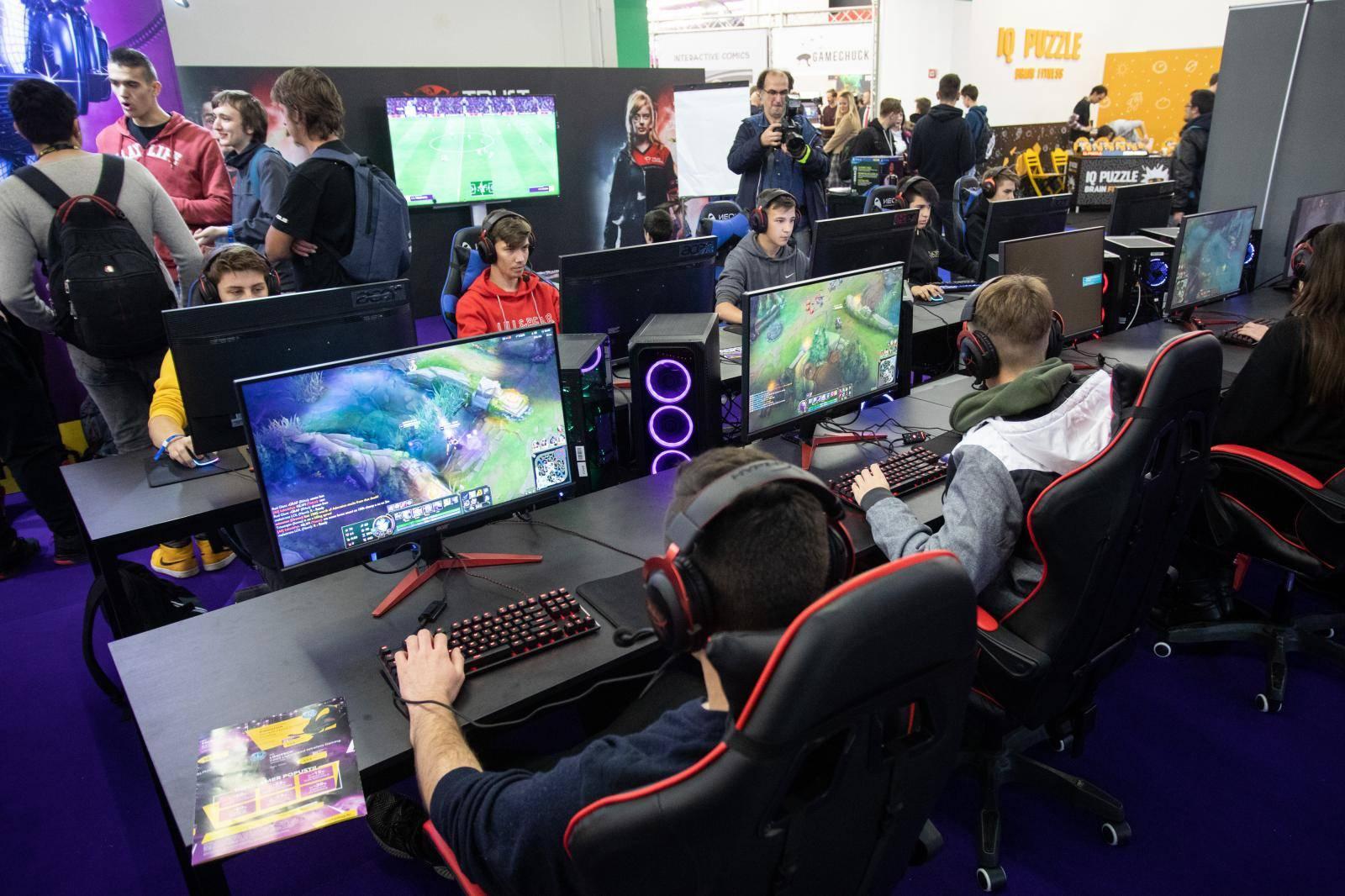 Zagreb: Otvorenje Reboot Infogamera - jednog od najvećih gaming sajmova