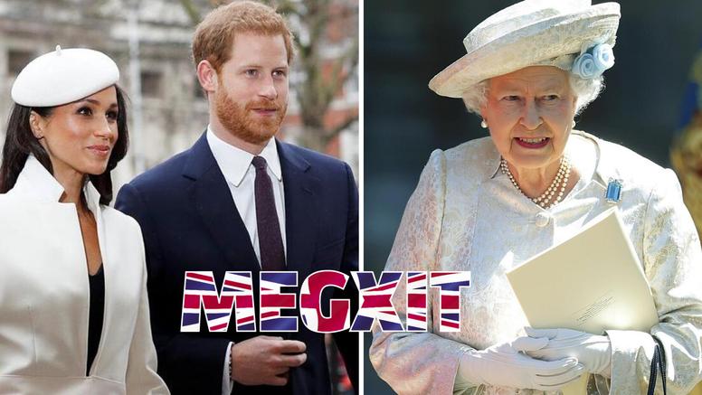 Kraljica je podržala Harryja i Meghan, ali traži još vremena