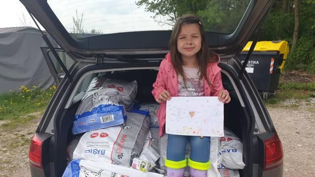 Lea za rođendan htjela hranu za pse: 'Njima treba ljubavi...'