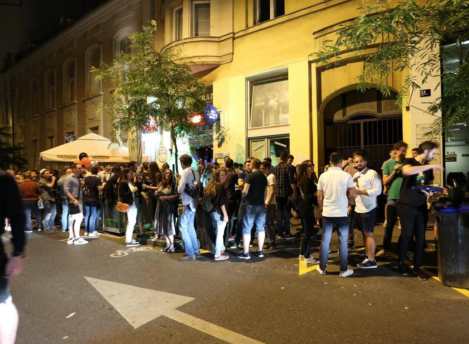 Zagreb: Kultni klub Alcatraz organizirao tulum povodom svog 25. rođendana