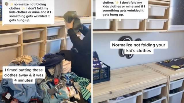 Dosadilo joj stalno slagati odjeću pa je smislila sustav s ladicama: Savjetujem ga svima