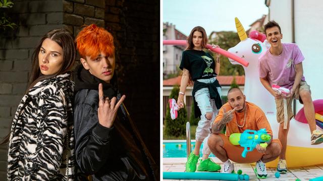 Sergej Pajić i Uki Q pojavili se u spotu za prvi  regionalni hit o TikToku, pjesma 'eksplodirala'