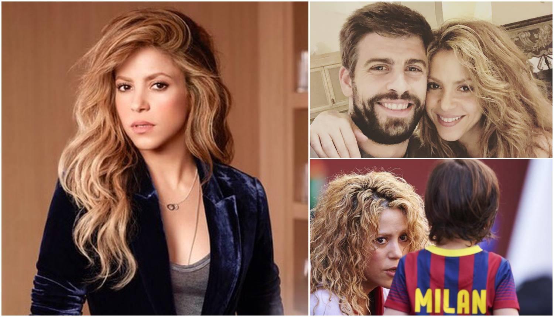 Shakira: 'Sinove nisam vidjela više od mjesec dana, teško je'