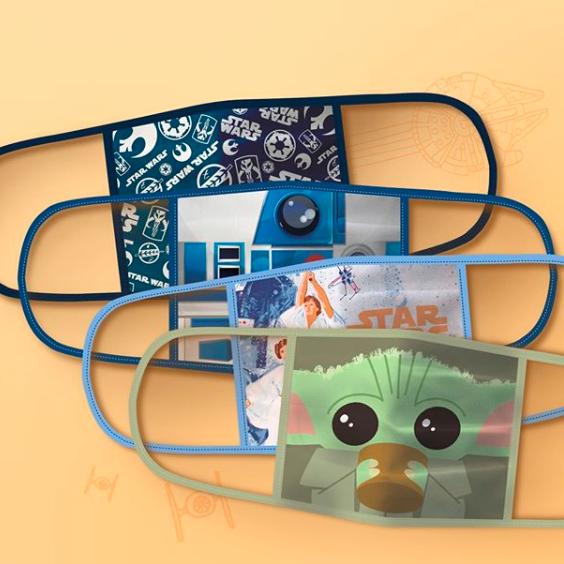 Disney ima maske s likovima iz crtića, a prihod ide MedShareu