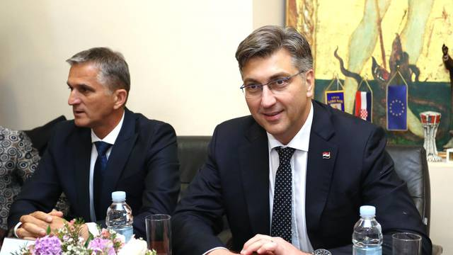 "Åibenik: Potpisan sporazum pri provedbi Razvojnog plana ""Batizele"""
