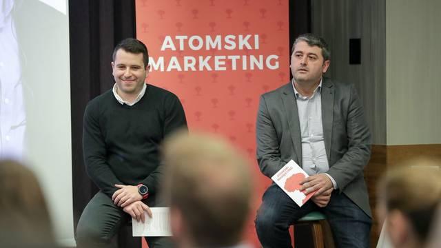 Zagreb: Predstavljanje knjige Atomski marketing autora Marijana Palića
