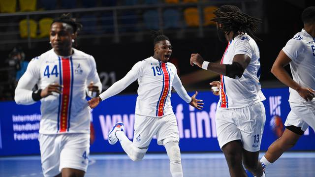 2021 IHF Handball World Championship - Preliminary Round Group A - Hungary v Cape Verde
