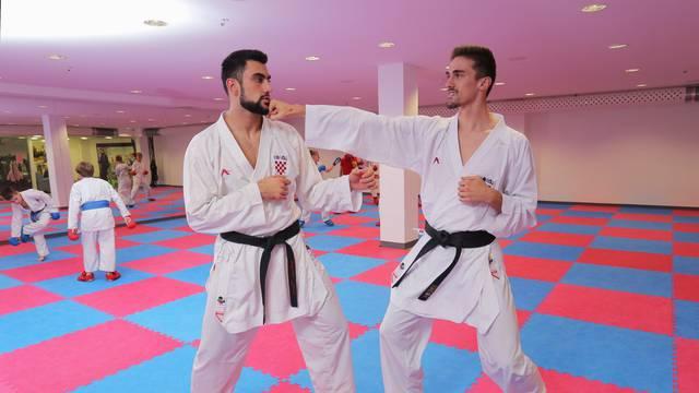 Karatist Kvesić: Izborio sam OI, a sad nakon odgode odlazak na Igre u Tokio više ne ovisi o meni