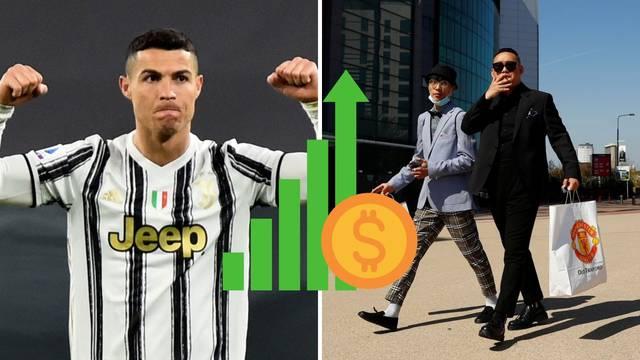 Supernovac: Dionice Juventusa i Uniteda porasle za 415 mil. eura