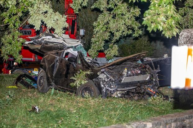 Žminj: U prometoj nesreći poginula muška osoba