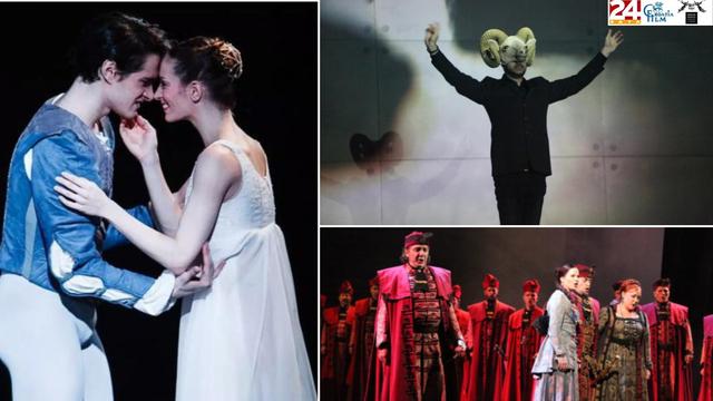 Slavni balet 'Romeo i Julija' i druge hitove gledajte kod kuće