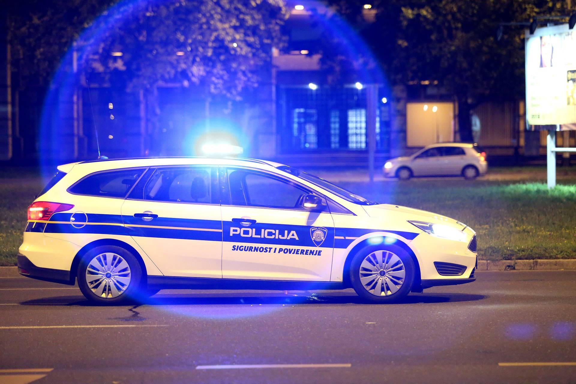 Trogir: Sudarili se autima na ulazu u grad, vozači ozlijeđeni