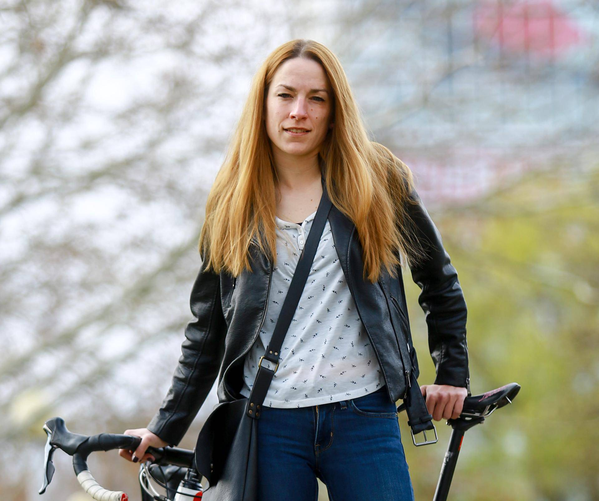 Čelična lady prošla Hrvatsku na biciklu za djecu s autizmom
