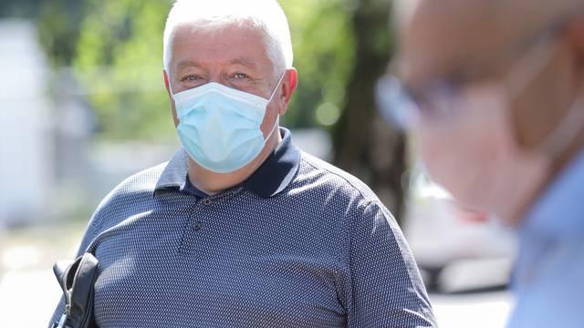 Zagreb: Zvonimir Šostar održao konferenciju za medije o trenutnom epidemiološkom stanju u gradu