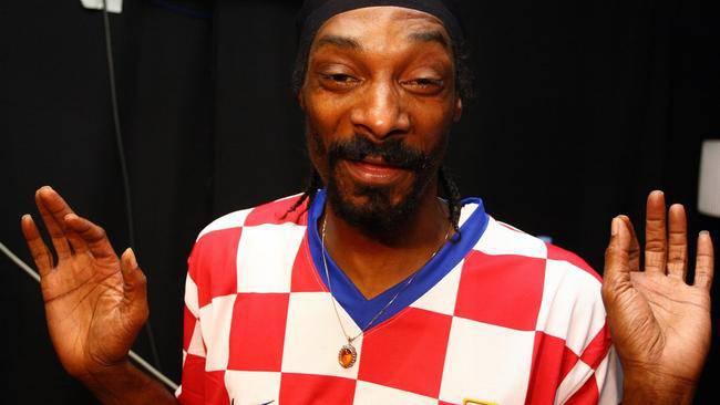Naljutio Engleze: Snoop Dogg je ponovno navijao za Hrvatsku
