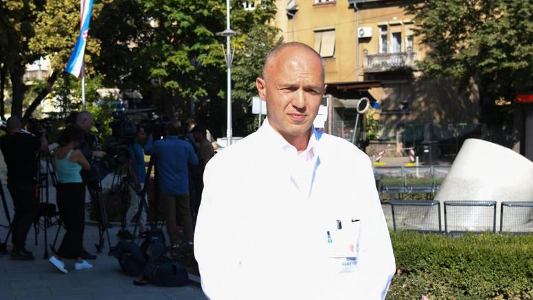 Šef Vinogradske: Puni se Covid odjel, možda otvorimo novi