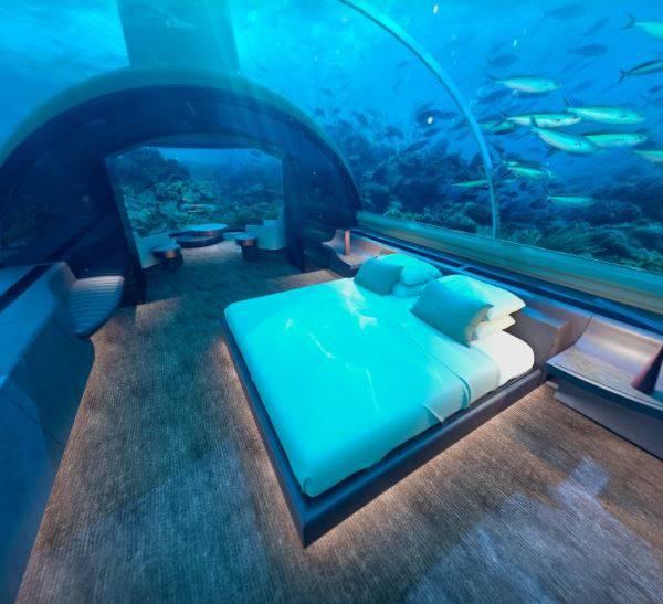 Otvorena je prva podvodna vila na svijetu: Izgleda nevjerojatno