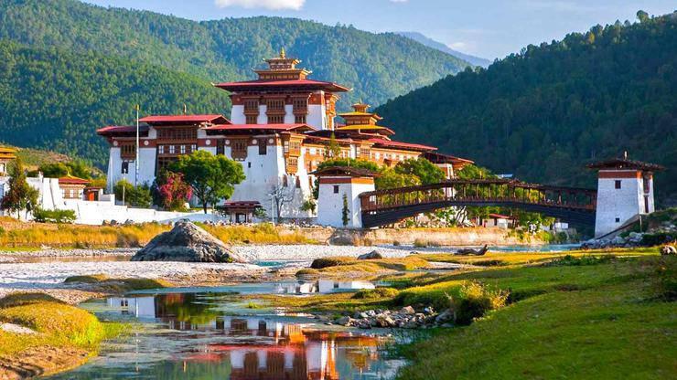 Himalajska kraljevina Butan