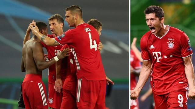 Bayern ili PSG? Tko god pobijedi večeras padaju opaki rekordi