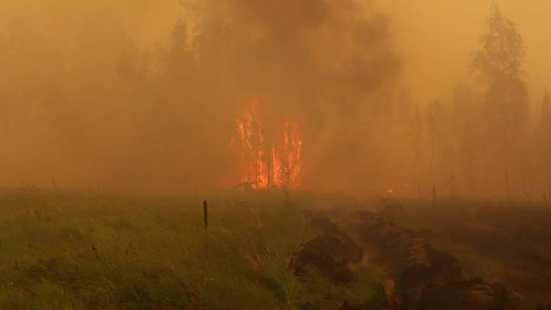 U Kataloniji izbio požar, unišio preko tisuću hetara šume