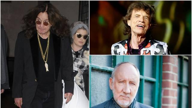 Umire rock? Townshend gluh, Ozzy pao, a Mick operirao srce