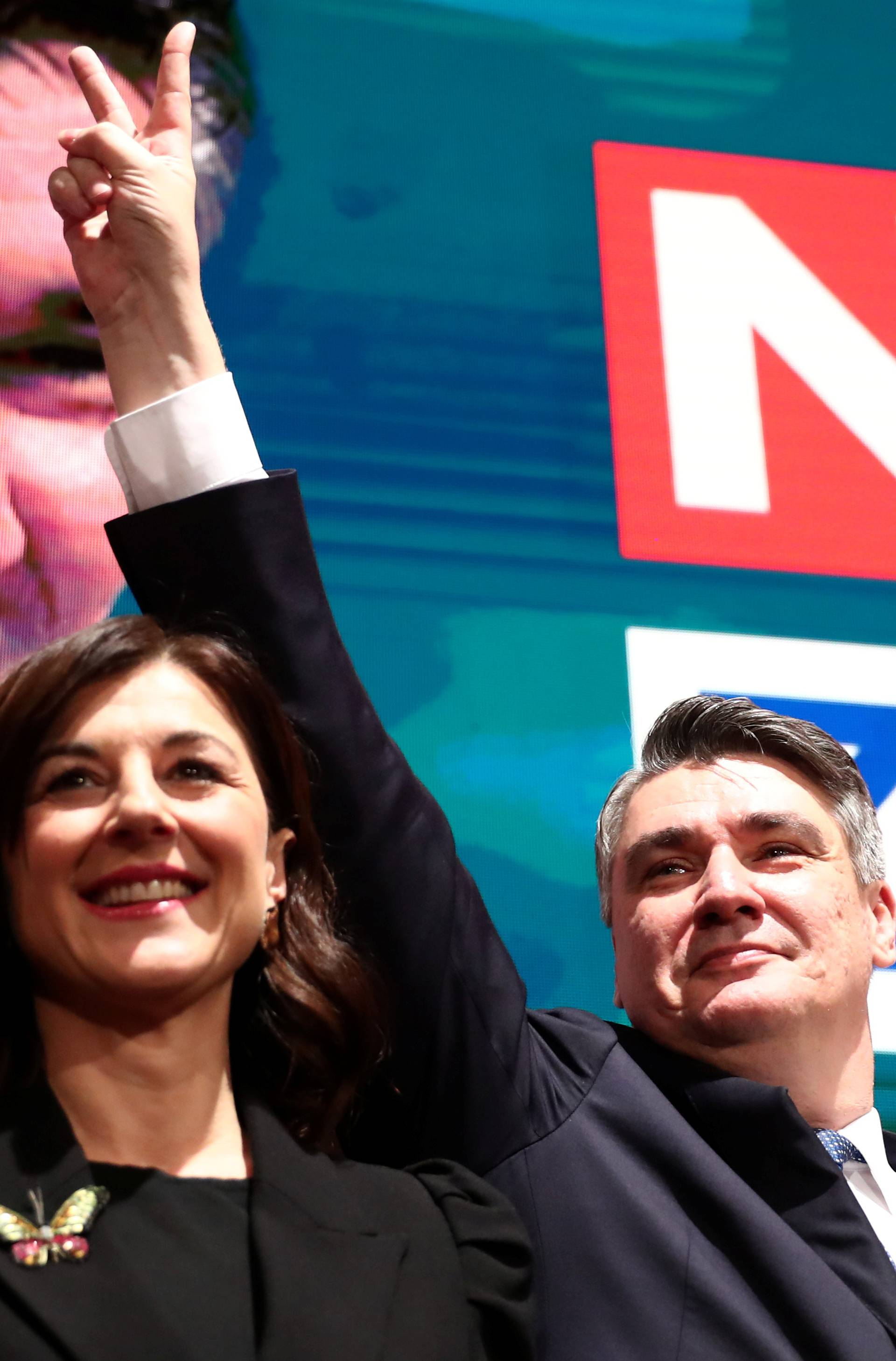 Presidential election in Croatia