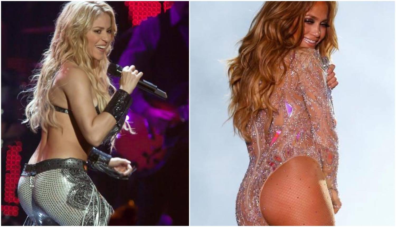 Nikad seksepilniji Super Bowl: J.Lo i Shakira udružile snage...
