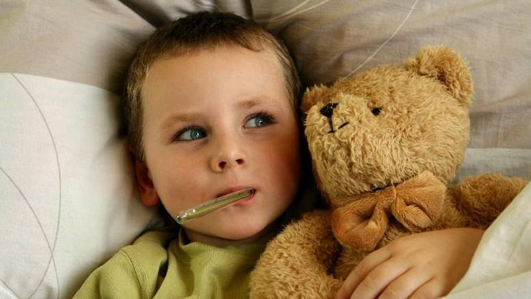 Simptomi koji ukazuju da dijete mora otići liječniku