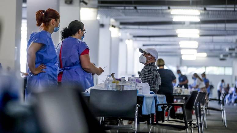 Ukida se punkt za cijepljenje na Velesajmu: Na početku dnevno cijepili 6000 ljudi, sad tek 1400