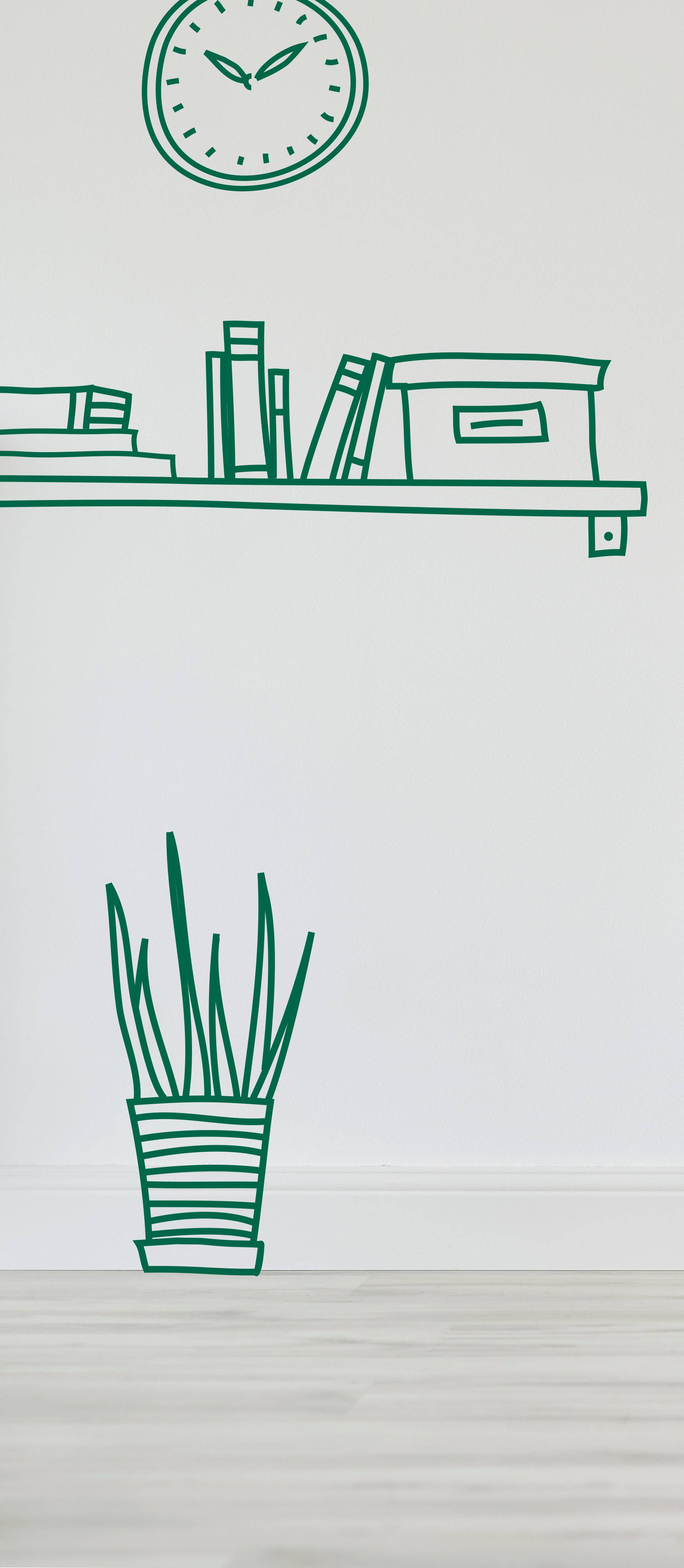 Smiling couple with coffee taking break from moving home
