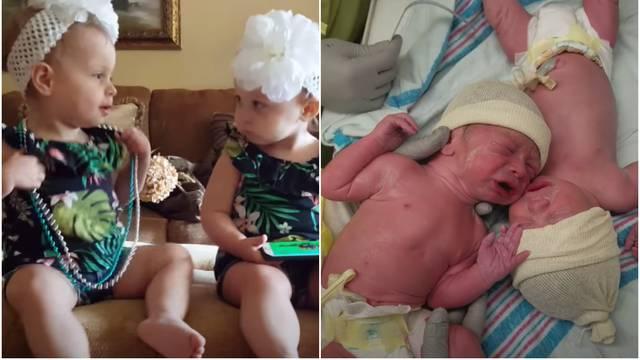 Video: Veza između ovih bebi blizanaca sigurno je nešto najslađe što ćete danas vidjeti