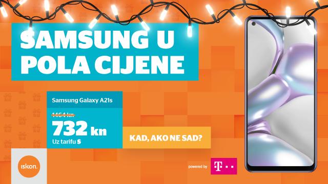Ovaj mobitel možete dobiti u pola cijene za Božić!